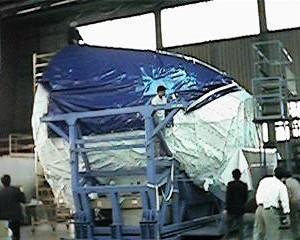 McDonnell Douglas MD11 – Trasferimento Linea Di Produzione